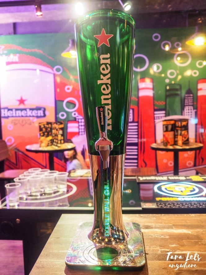 The Beer Factory - Heineken tower
