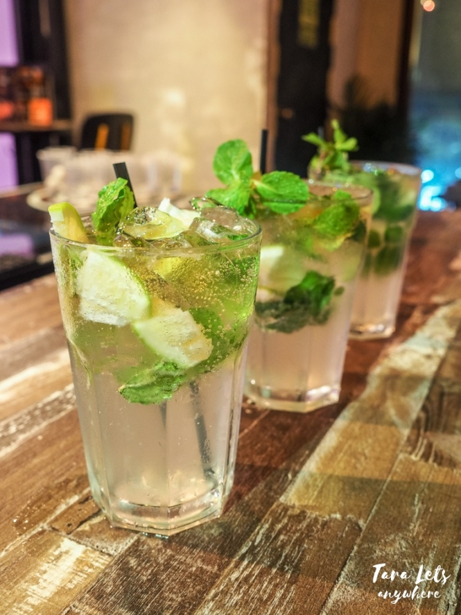 The Beer Factory - mojito