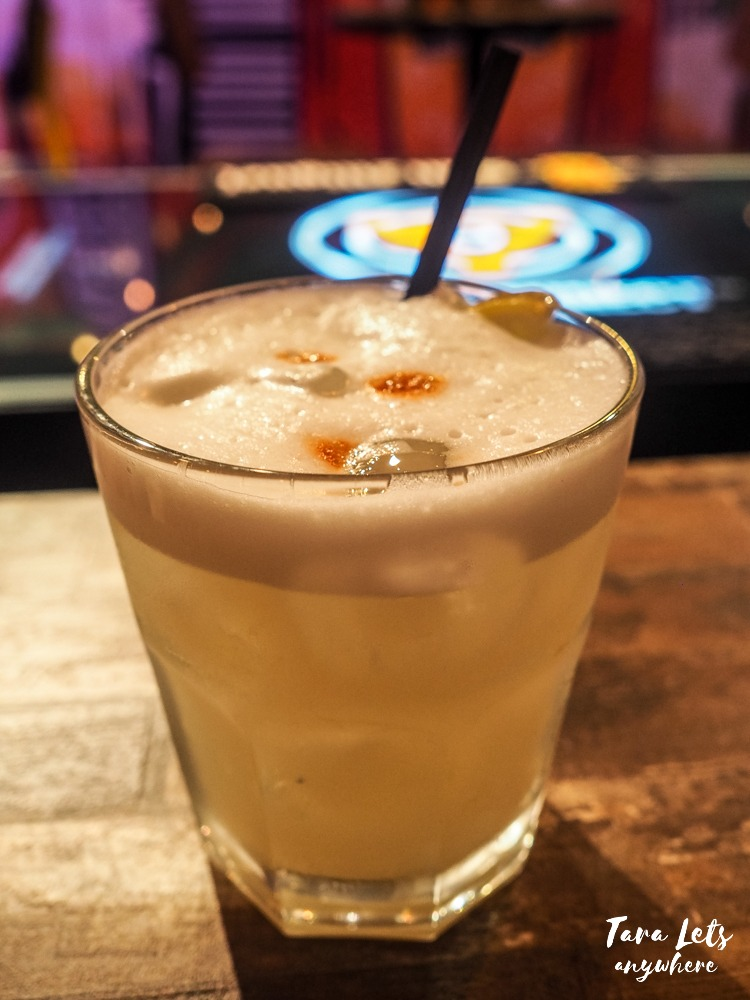 The Beer Factory - whiskey sour