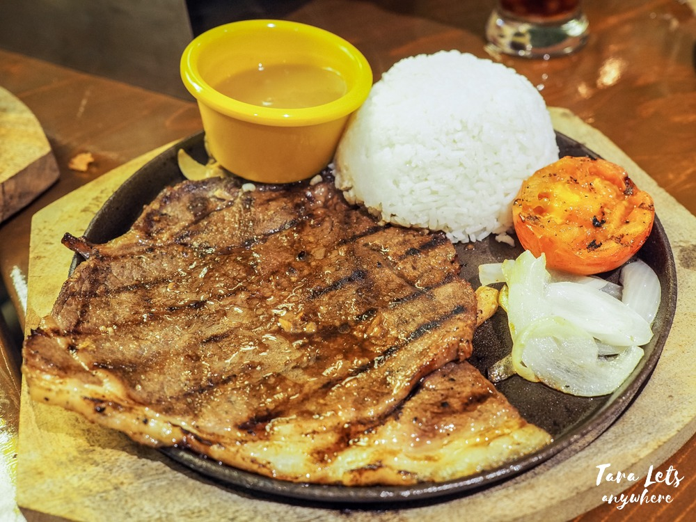 Fiesta Alamexo - sirloin steak