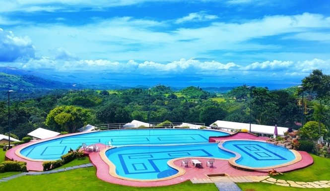 Bakasyunan Resort in Tanay, Rizal