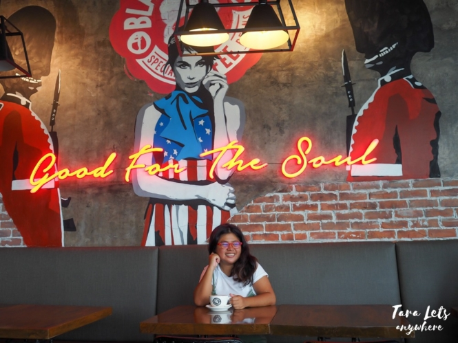 Black Sheep Coffee: Awesome coffee nook in S Maison (Pasay City)