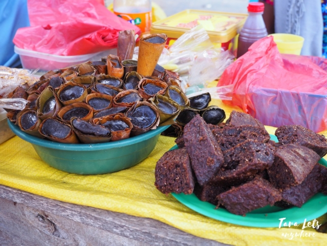 Native delicacies in Tawi-Tawi
