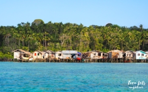 Stilt community in Tawi-Tawi