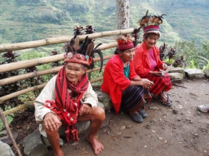 Tribe in the Philippines