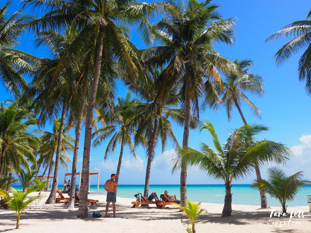 Beachfront in Kota Beach Resort