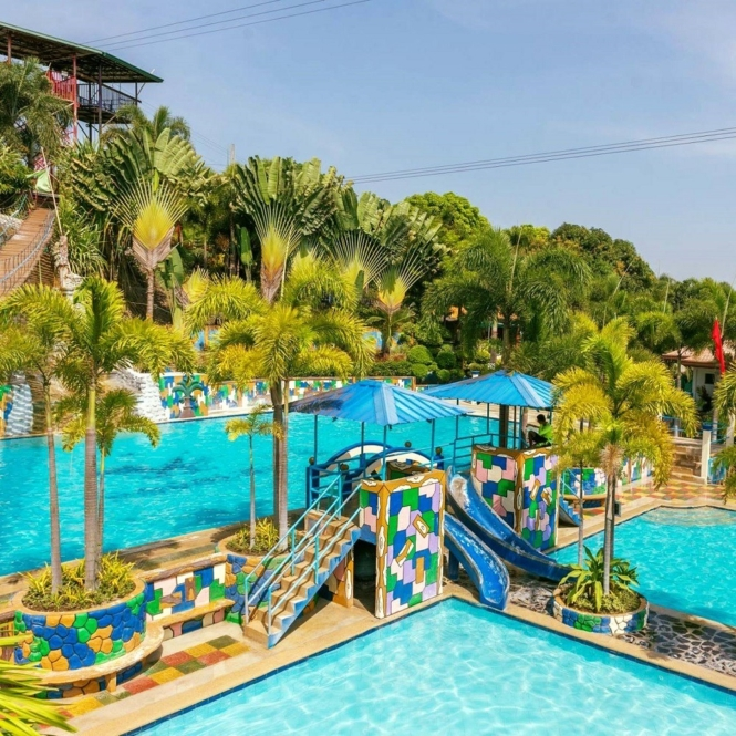 Best resorts in Pampanga - Poracay Resort