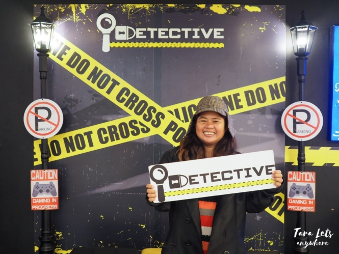 i-Detective Sleuth Games: Escape Room experience in Alabang