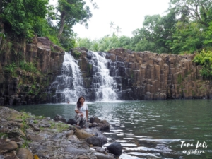 Bulingan Falls in Lamitan City