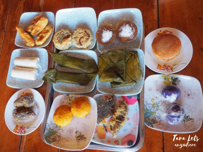 Bangbang or native delicacies in Sulu