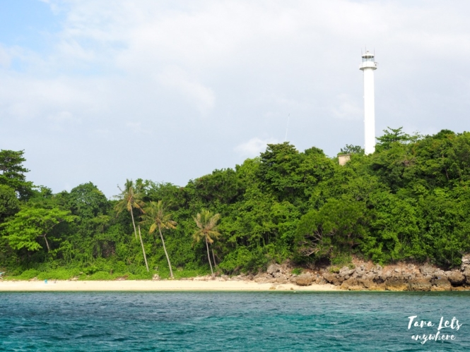 Malapascua lighthouse