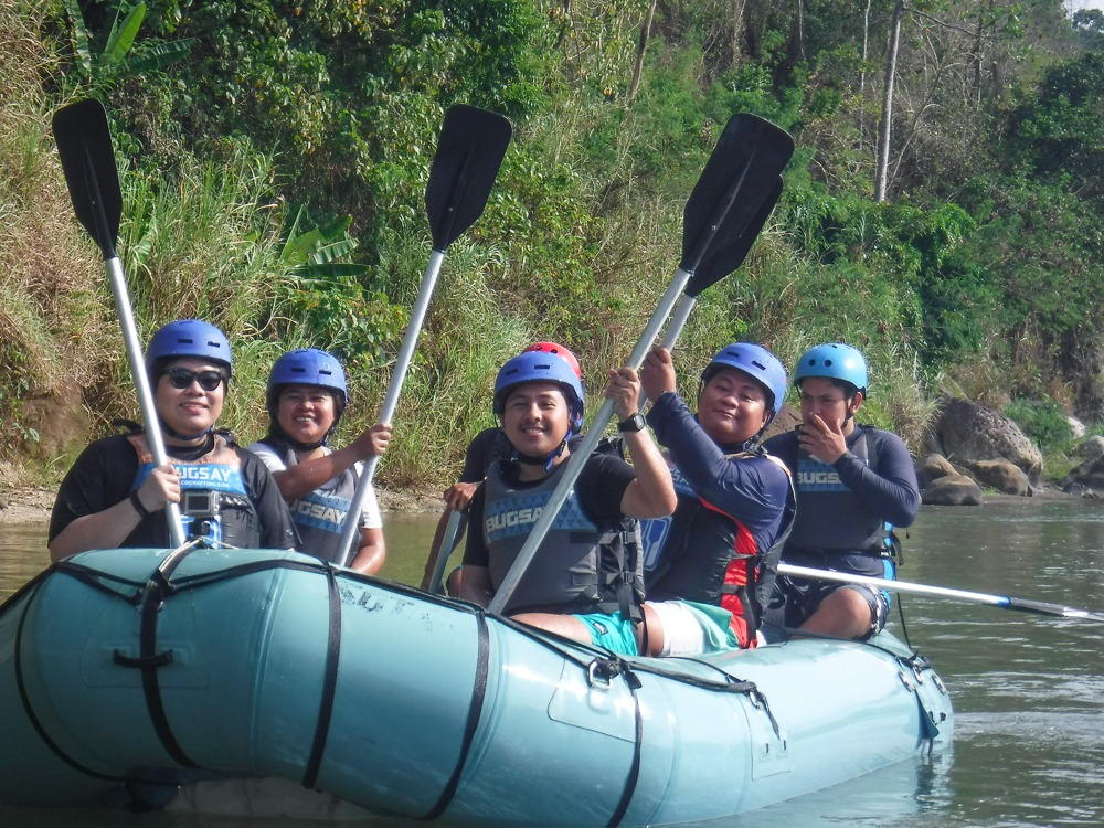 Adventure Guide: White Water Rafting in Cagayan de Oro - Tara Lets Anywhere