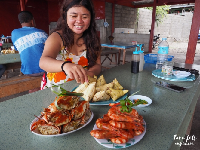 Seafood restaurant in Iligan City