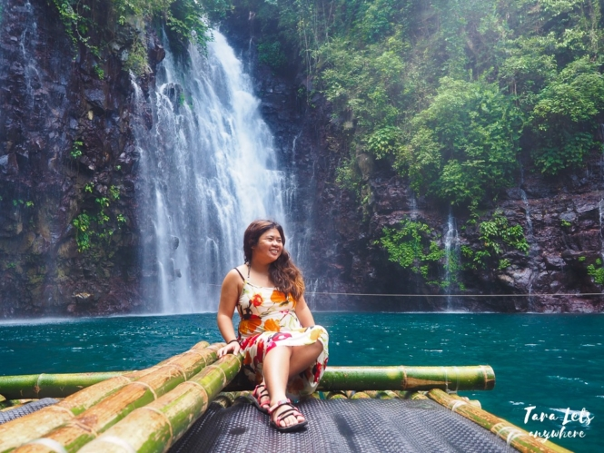 Day Trip in Iligan City: Tinago Falls, Mimbalot Falls and Maria Cristina Falls