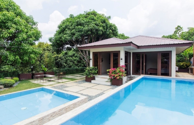 Private resorts in Batangas - Ricarte's Hill