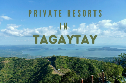 Best private resorts in Tagaytay