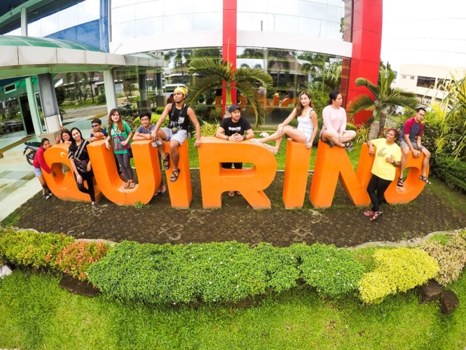 Group shot in Quirino