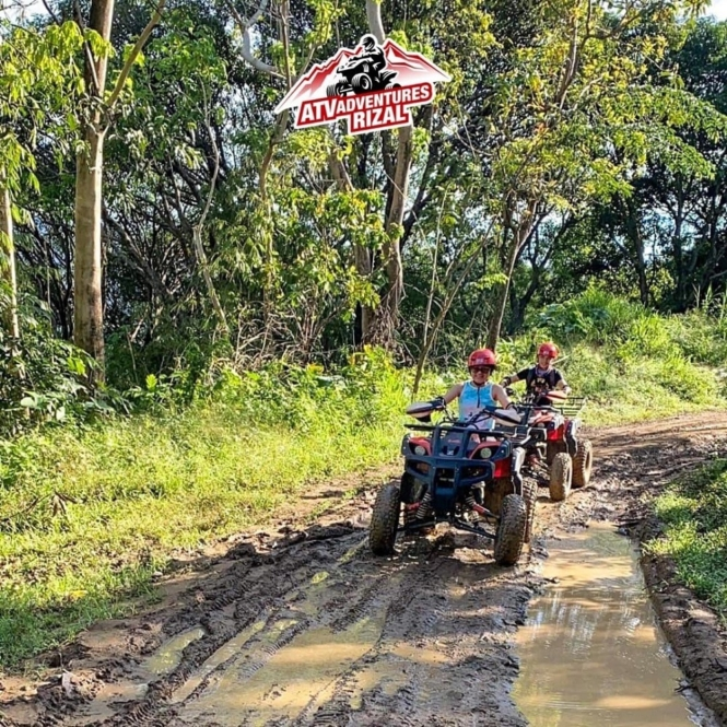 Things to do in Antipolo - ATV ride