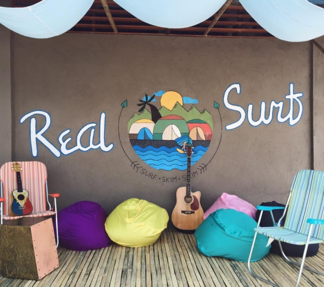 Real Coast and Surf